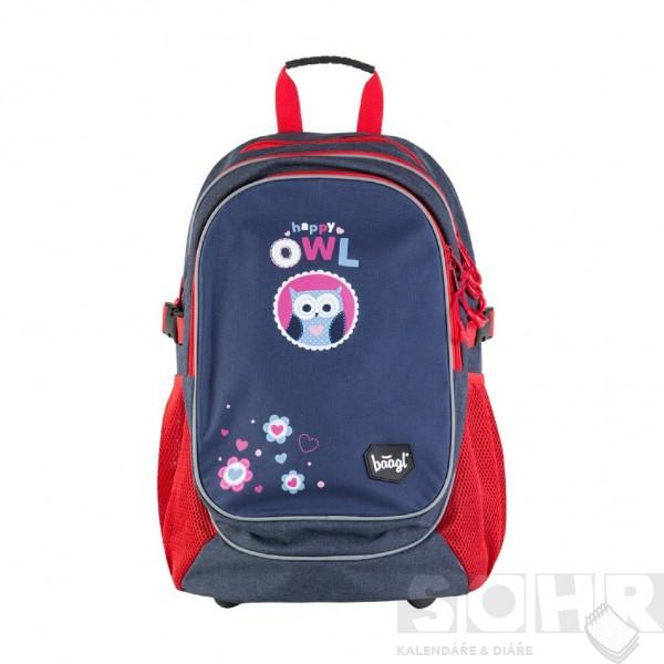Školní batoh Sovičky - A-5328 - Školní batohy a tašky  3c0d378b89